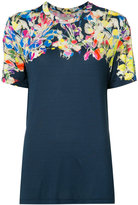 Jason Wu floral print T-shirt - women - Cotton - XS