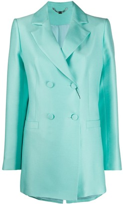 Be Blumarine Double-Breasted Blazer