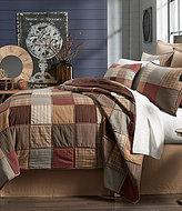Daniel Cremieux Norris Plaid Patchwork Cotton Quilt Mini Set