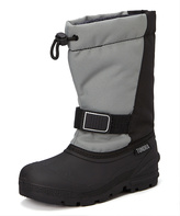 Tundra Black & Gray Idaho Boot
