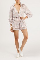 Zimmermann Zephyr Folk Playsuit