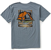 Fripp & Folly Men's Gone Camping Short-Sleeve Graphic Tee