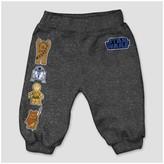 Star Wars Toddler Boys' Starwars Jogger Pants - Charcoal