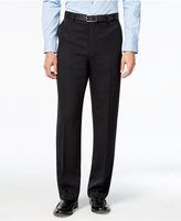 Alfani Men's Stripe Flat-Front Pants, Only at Macy's