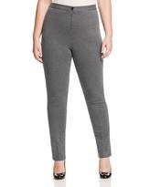 Marina Rinaldi Olmio Houndstooth Jersey Pants