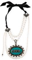 Lanvin Cool Necklace