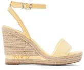 Tommy Hilfiger Elena 78C1 Espadrille Wedge Heel Sandals with Ankle Strap