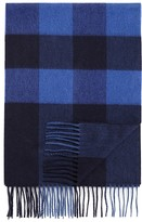 The Men's Store at Bloomingdale's Cashmere Box Stripe Scarf