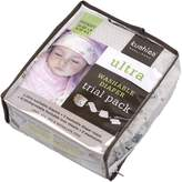Kushies U1002 Trial Pack Reusable Ultra Diapers fors
