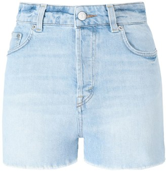 DEPARTMENT 5 Denim shorts - Item 42732162AJ