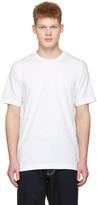 Comme des Garcons White Back Logo T-Shirt