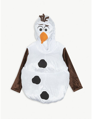 Selfridges Disney Frozen II Olaf dressing-up costume 7-8 years