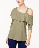 Style&Co. Style & Co One-Shoulder Top, Created for Macy's