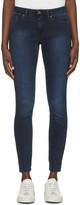 Acne Studios Navy Skin 5 Jeans