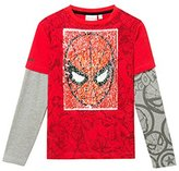 Desigual Boy's TS_NET Long Sleeve Top