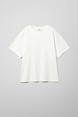 Weekday Easy T-shirt - White