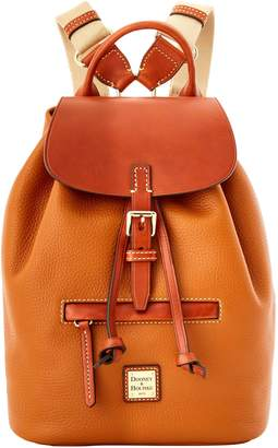 Dooney & Bourke Pebble Grain Small Allie Backpack
