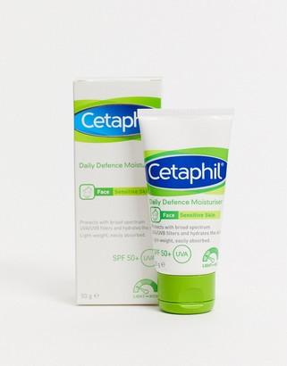 Cetaphil Daily Facial SPF50+ for Sensitive Skin 50g