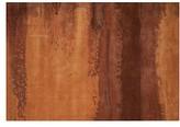 Calvin Klein Luster Wash - Russet Tones Rug In Rust