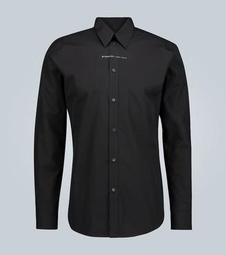 Givenchy Address cotton shirt