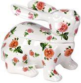 Pols Potten Rose Deco Rabbit Container