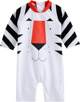 Vaenait Baby Infant Swimsuit Rashguard Swimwear Baby L