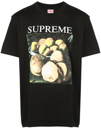 Supreme still life print T-shirt