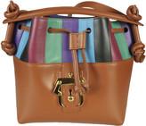 Paula Cademartori Petite Eugenie Leather Bucket Bag