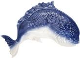 Oscar de la Renta Dip-Dye Fish Serving Platter