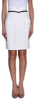 alex vidal Knee length skirt