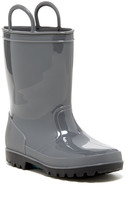 Capelli of New York Solid Rain Boot (Toddler & Little Kid)