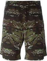 Marcelo Burlon County of Milan 'Cardenas' track shorts - men - Cotton - XS