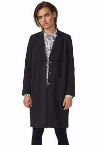Pop Copenhagen POP Copenhagen - Outerwear Trenchcoat Black - Black / XS