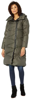 Helly Hansen Tundra Down Coat (Beluga) Women's Coat