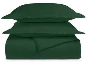 Charter Club Damask Supima Cotton 550-Thread Count 3-Pc. Full/Queen Duvet Cover Set, Created for Macy's Bedding