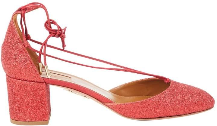Aquazzura Glitter sandal