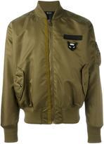 No.21 classic bomber jacket