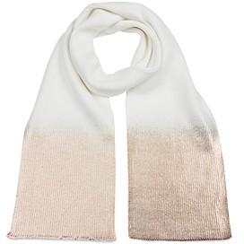 Jocelyn Ombre Metallic Knit Scarf