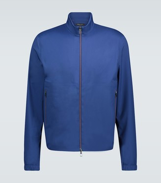 Loro Piana Nylon bomber jacket