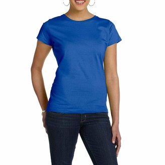 Marky G Apparel Women's Fine Jersey Longer Length T-Shirt