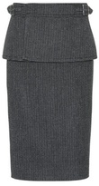 Tom Ford Wool and alpaca skirt