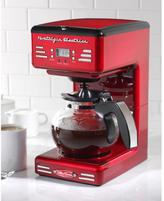 Nostalgia Retro Series 12-Cup Coffee Maker in Red