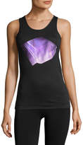 Y-3 Women's Scoopneck Graphic Tank