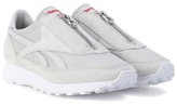 Reebok Aztek Zip suede sneakers