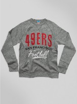 Junk Food Clothing Kids Nfl San Francisco 49ers Sweatshirt-heather Grey-s