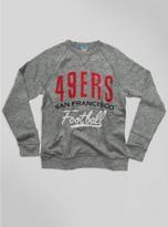 Junk Food Clothing Kids Nfl San Francisco 49ers Sweatshirt-heather Grey-xl
