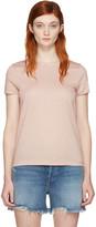 Rag & Bone Pink Bridgette T-shirt
