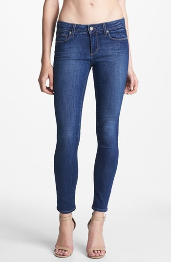 Paige 'Skyline' Ankle Jeans (Hadley) Womens Hadley Size 31 31