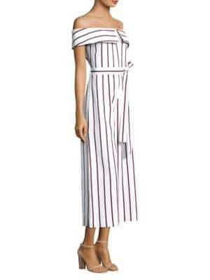 Alexis Ninna Striped Jumpsuit