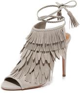 Aquazzura So Pocahontas Sandals
